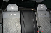"""Авто чехлы Volvo V40 1995-2000 """"Нубук Бежевый"""""""
