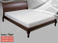 Кровать двухспальная деревянная Парус (Юта) 1800х2000
