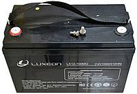 Аккумулятор Luxeon LX12-100MG 100Ah, мультигелевый (AGM) для ИБП