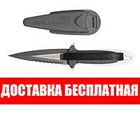 Нож подводный Salvimar ST-Atlantis сальвимар ст атлантис
