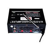 Підсилювач UKC AK-699D MP3 FM 12v 220v New, фото 2
