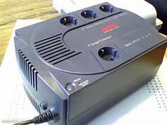 Бесперебойник APC Back-UPS ES 525VA (BE525-RS) бу, без аккумулятора