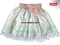 Нарядная детская юбочка для девочки 6, 7, 8, 9 лет.Турция!!!Юбка  на девочку