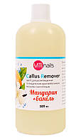 Каллус ремувер для педикюра VITInails мандарин + ваниль, 500 мл