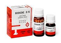 IODID Z/E эвгенол-оксицинковая паста для пломбировки корневых каналов