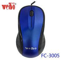 Компьютерная мышь проводная USB FC-3005
