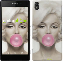 "Чехол на Sony Xperia E5 Мэрлин Монро ""1833c-458"""