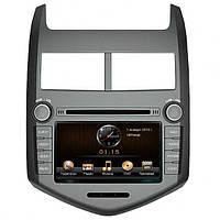 Штатная магнитола  RoadRover Chevrolet Aveo 2012