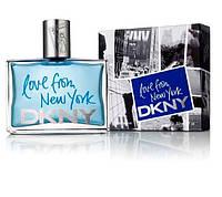 Мужская туалетная вода Donna Karan DKNY Love From New York For Men