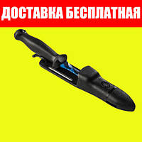Нож подводника Sargan Тургояк-Стропорез Мини; синий камуфляж сарган