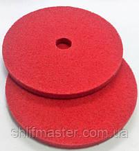 Пенистый круг полировальный 150х10х22 Р120 красный