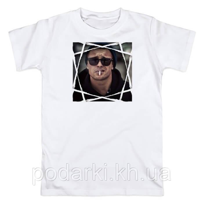Мужская футболка с фотографией