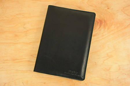 Обложка для блокнота формата А5 |10553| Черный