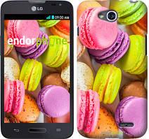 "Чохол на LG K5 X220 Макаруни ""2995c-457"""