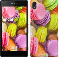 "Чехол на Sony Xperia E5 Макаруны ""2995c-458"""