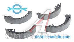 Колодки тормозные барабанные ЛАДА ВАЗ-2108 -2110 (пр-во Dafmi)