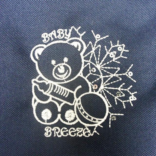 Фото фирменной вышивки Baby Breeze