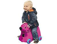 Детский чемодан на колесиках конкурент TRUNKI BIG 0055353