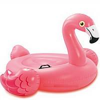 """Надувной плот для взрослых  """"Фламинго"""" Intex 57558"""