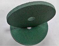 Полировальный круг на пенистой основе 150х10х32 Р240 зеленый