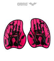 Лопатки для плавания  Arena Vortex Evo (Pink)
