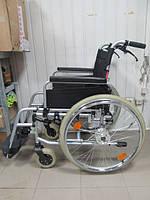 Надежная инвалидная коляска с широким сидением 48 см Dietz хорошее состояние б/у Германия