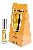 Мужской мини парфюм Paco Rabanne 1 Million в подарочной упаковке, 30 мл