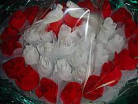 """Букет из конфет """"Сердце"""""""