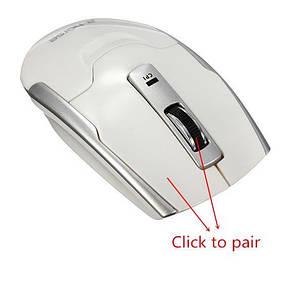 Мышь компьютерная беспроводная USB RF-9100, фото 2