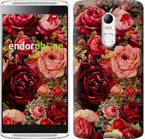 """Чохол на Lenovo K6 Квітучі троянди """"2701c-452"""""""