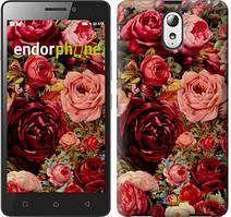 """Чохол на Lenovo K6 Note Квітучі троянди """"2701c-453"""""""