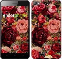 "Чохол на Meizu U10 Квітучі троянди ""2701u-415"""