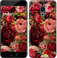 "Чохол на Meizu Pro 6 Plus Квітучі троянди ""2701u-678"""