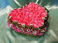 """Букет из конфет """"Сердечко"""", фото 1"""