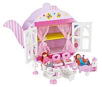 Кукольный домик Чайничек