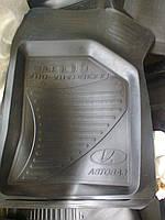 Комплект ковриков резиновых для а-м ВАЗ 2110-12, Приора