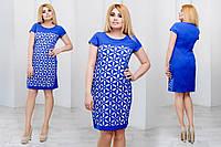 Платье женское 071аф Батал