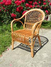 Кресло плетеное из лозы Стандарт