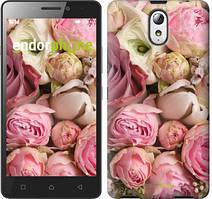 "Чохол на Lenovo K6 Note Троянди v2 ""2320c-453"""