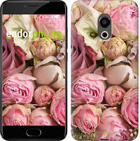 """Чохол на Meizu Pro 6 Plus Троянди v2 """"2320u-678"""""""