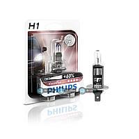 Галогенновая лампа Philips Vision H1 +60% 12258VPB1
