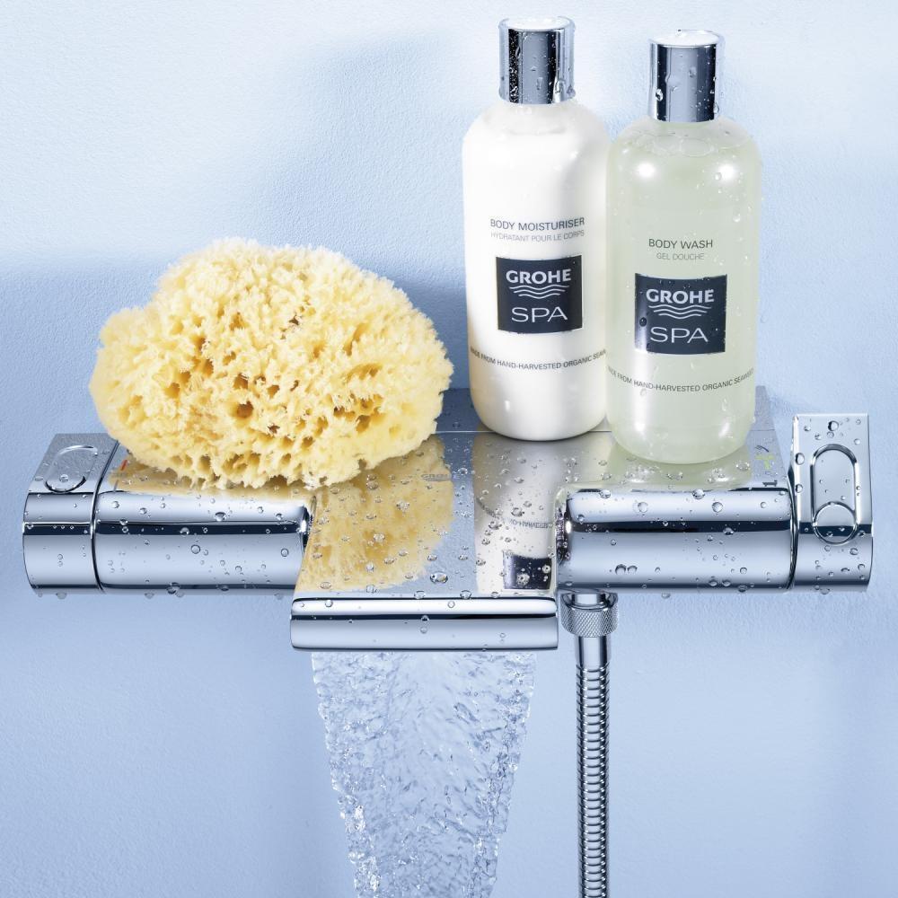 Смеситель для ванны Grohe Grohtherm 2000 34464001