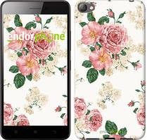 """Чохол на Meizu U10 квіткові шпалери v1 """"2293u-415"""""""