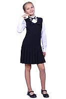 Сарафан школьный для девочки М-1045 рост 122-158, фото 1