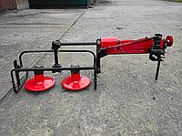 Косилка роторная КР-09 к минитрактору (боковая)