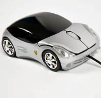 Компьютерная мышь проводная USB 5070 Машинка