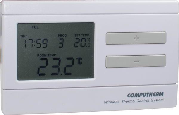 Проводной недельный терморегулятор COMPUTHERM Q7