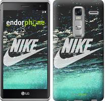 "Чехол на LG Zero Water Nike ""2720u-476"""