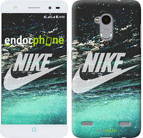 "Чехол на ZTE V7 Lite Water Nike ""2720u-434"""