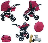 Прогулочная детская коляска ALLIVIO LEN 3в1 KAREX
